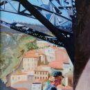 Ruben - acryl en gouache op paneel - 52x30 cm